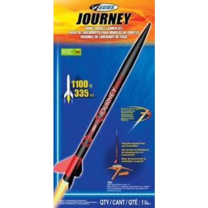 Journey Launch Set  E2X