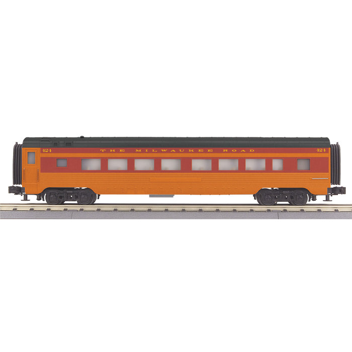 MTH 30-67861 O Milwaukee Road 60' Streamlined Coach