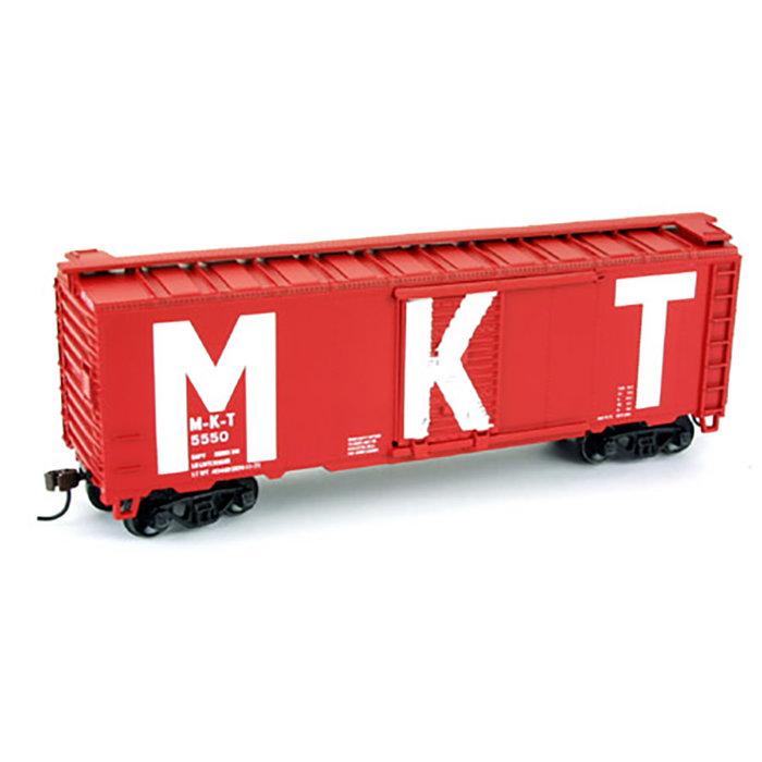 Athearn 7007 HO 40' Boxcar MKT # 5550