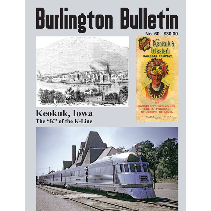 Burlington Bulletin No. 60