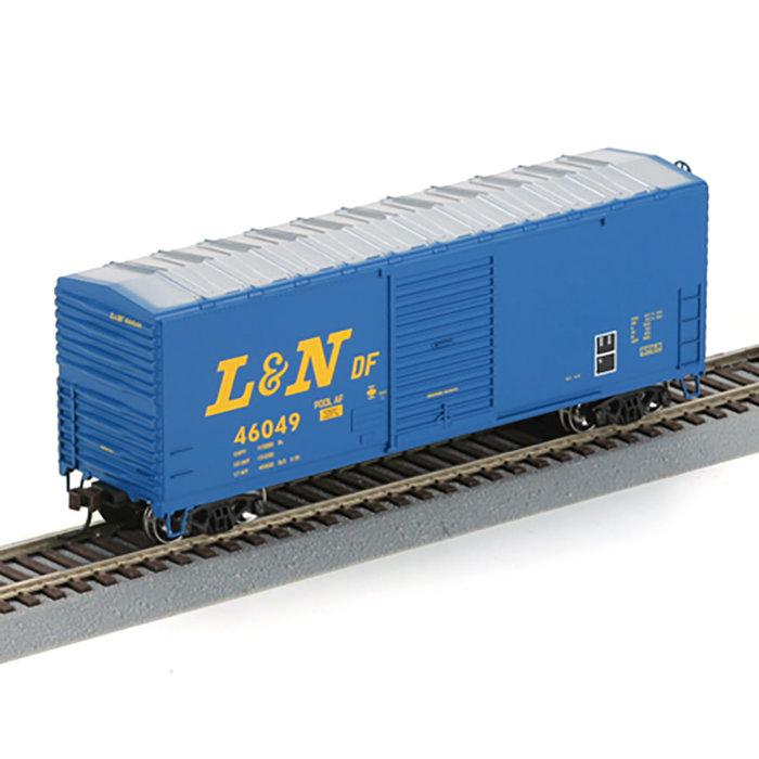 Athearn 70127 HO 40' Modernized Boxcar Louisville &Nashville #46049