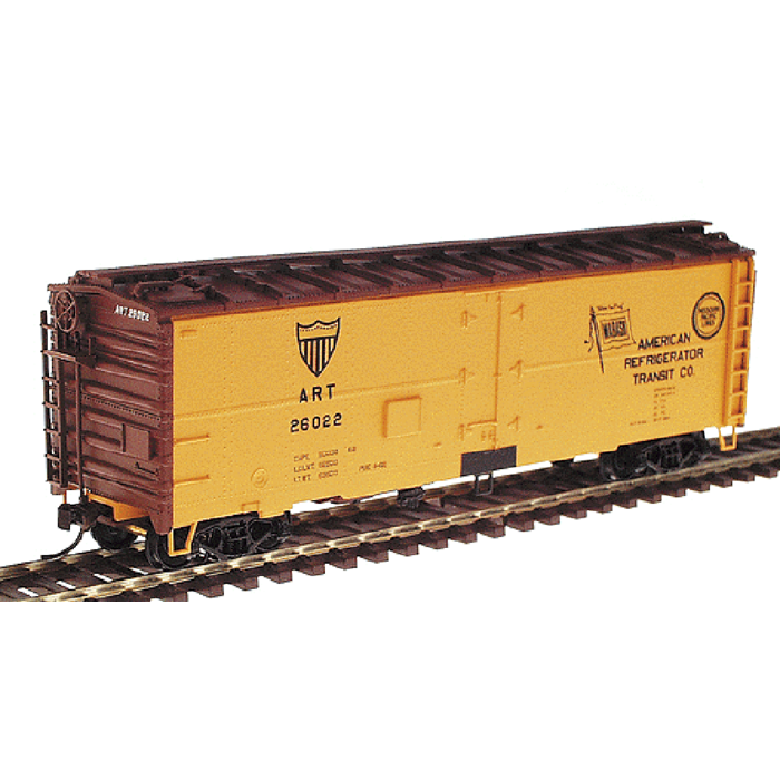 Walthers 932-2572 HO 40' Meat Reefer ART #26022