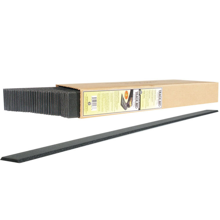 """N Track Bed Strips (1 1/4 """" X  24"""")"""
