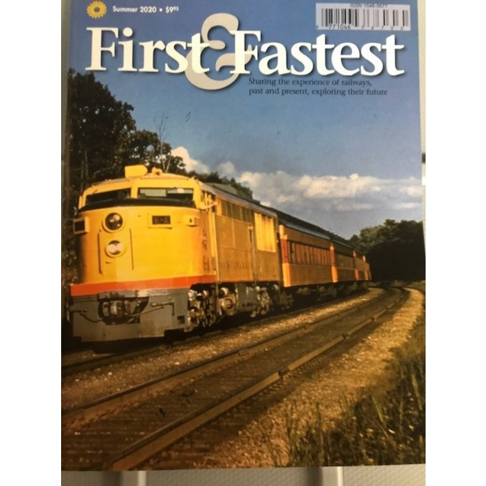First & Fastest Summer 2020