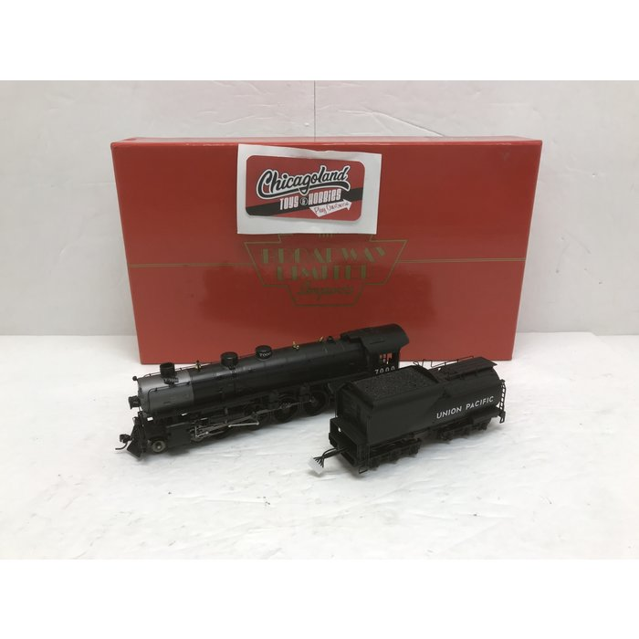 Broadway Limited #037 HO UP MT-73 4-8-2 Steam Loco DCC & Sound