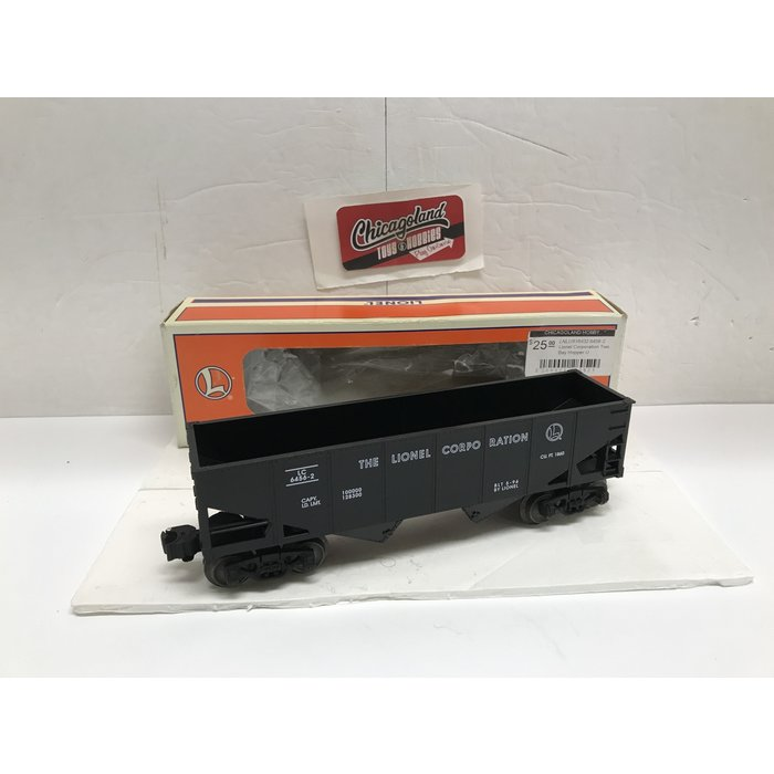 Lionel 6-16432 O 6456-2 Lionel Corporation 2-Bay Hopper