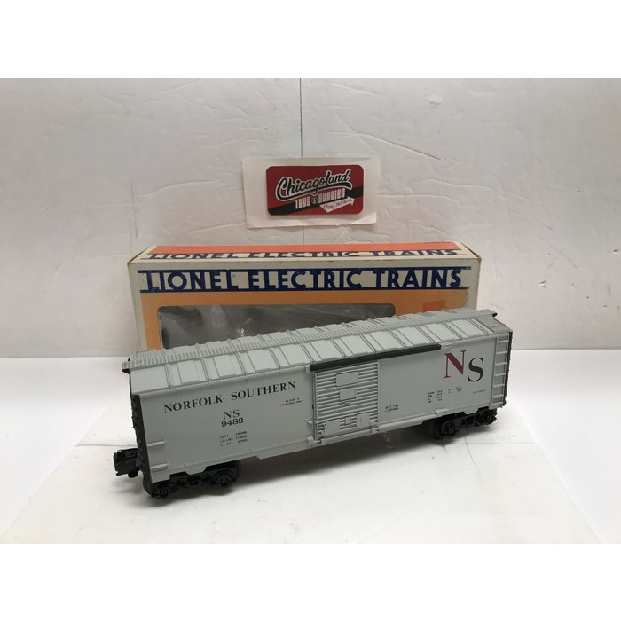 Lionel 6-9482 O Norfolk Southern Box Car