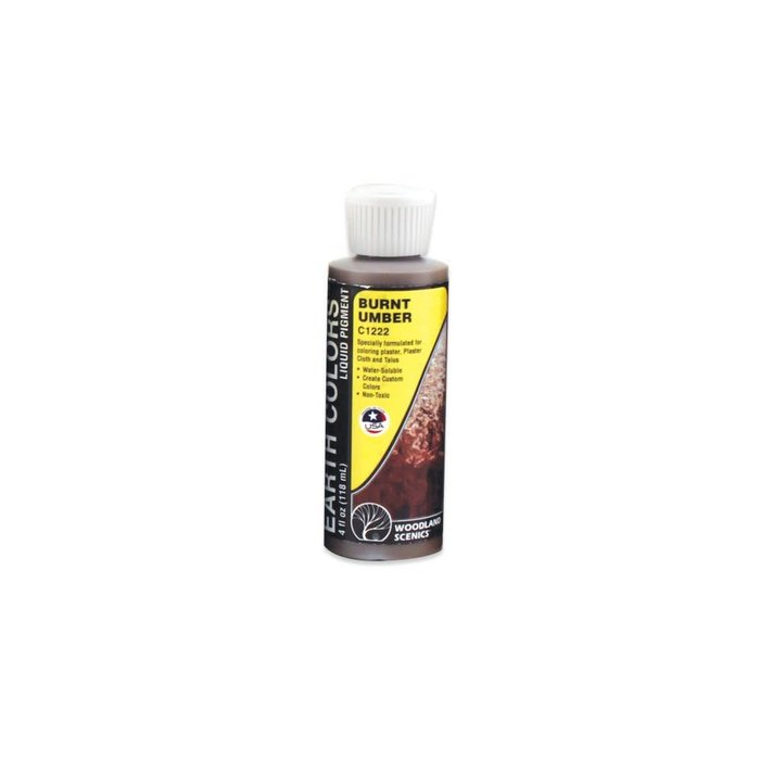 Burnt Umber/4oz