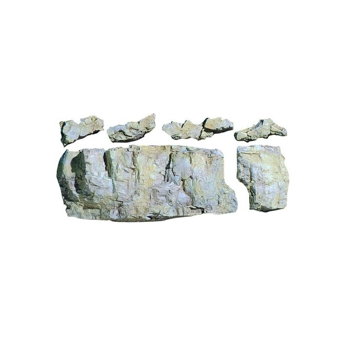 Base Rock rock mold 10.5x5