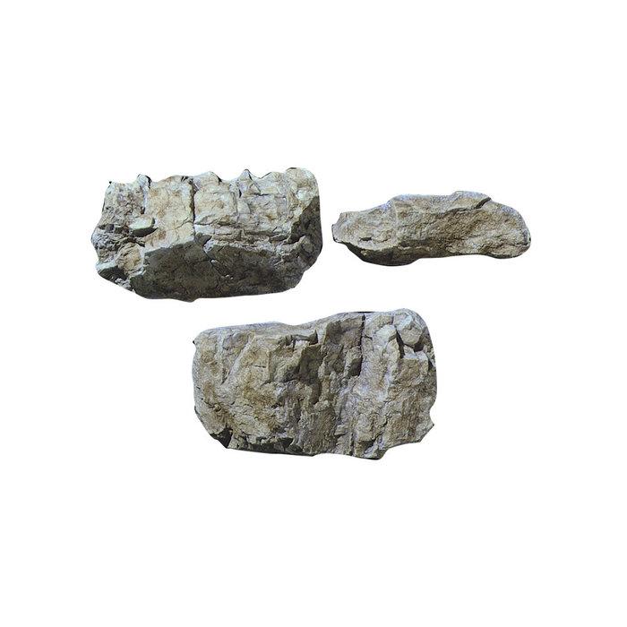 Random Rock rock mold 5x7