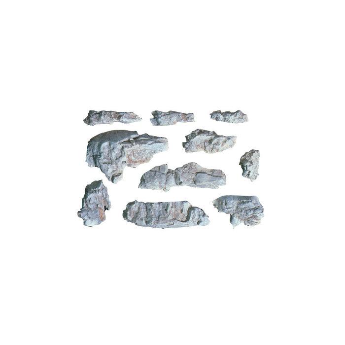 Outcroppings rock mold 5x7