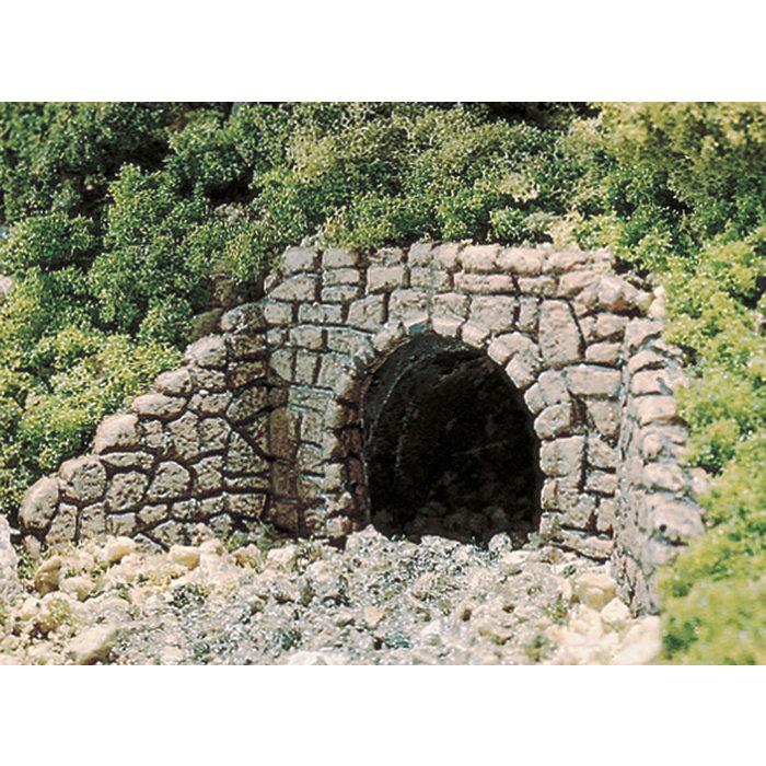 HO Culvert, Random Stone (2)
