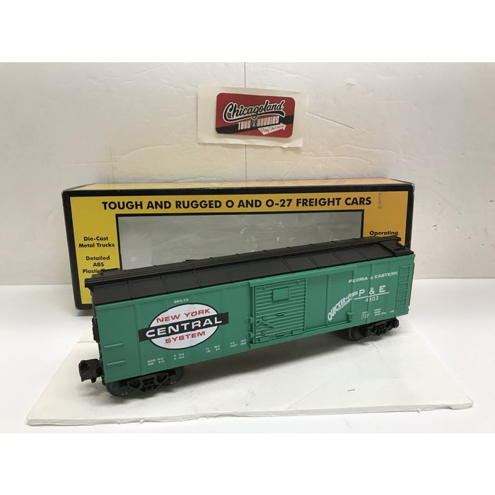MTH 30-7414 O New York Central Box Car
