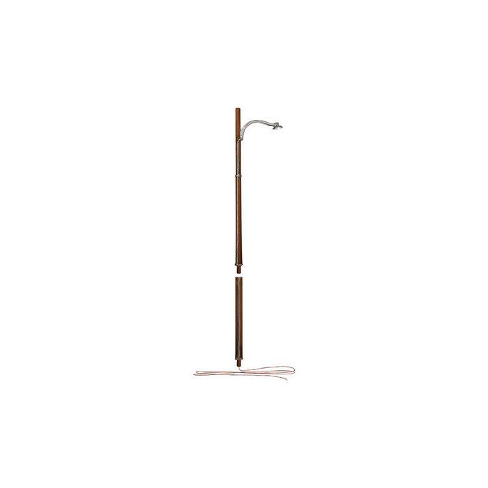 O Just Plug Wooden Pole Street Lights