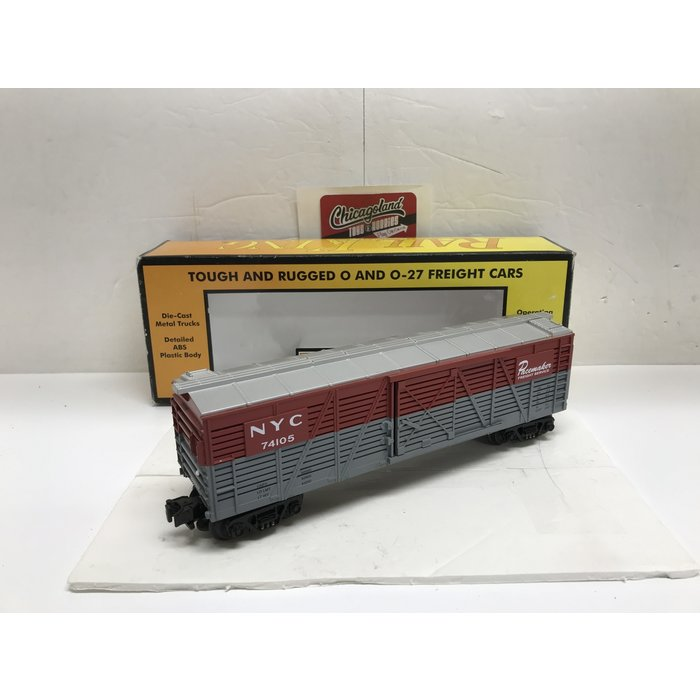 MTH 30-7112 O NYC Pacemaker Stock Car