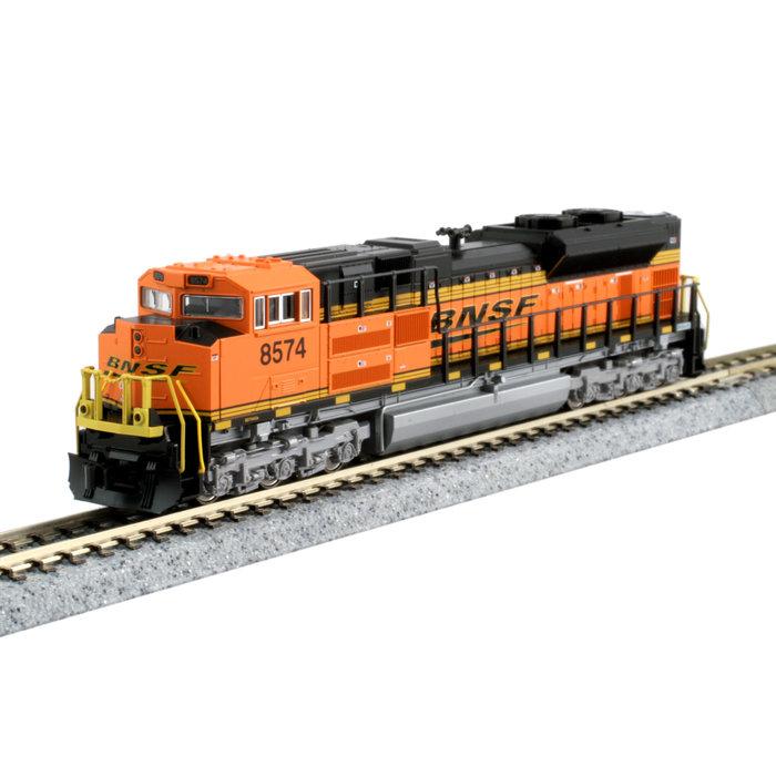 N SD70ACe Diesel BNSF #8574/Swoosh/ESU LokSound
