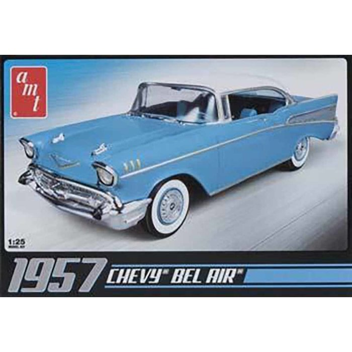 57 Chevy Bel Air  1/25