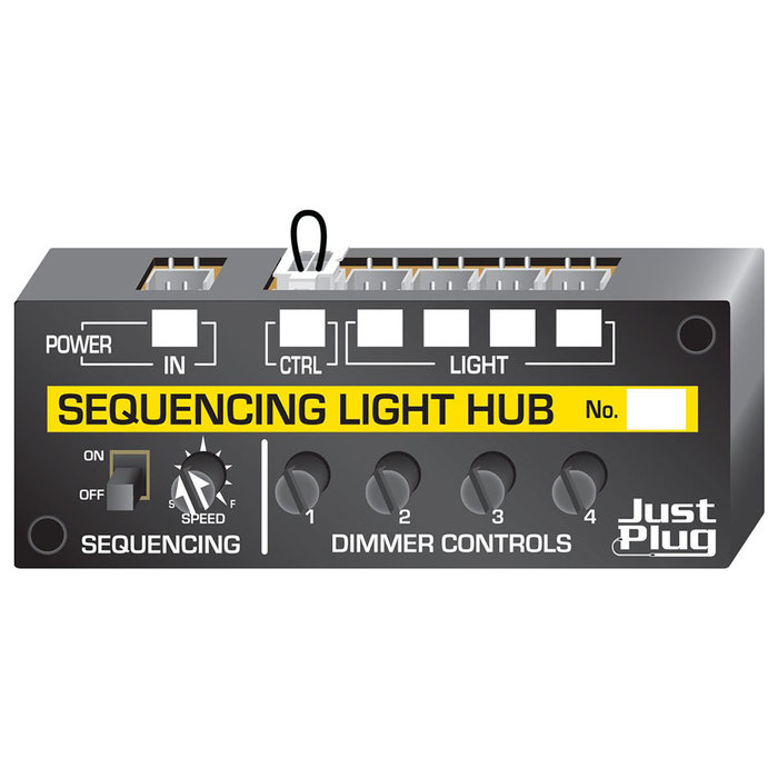 Just Plug Sequencing Light Hub