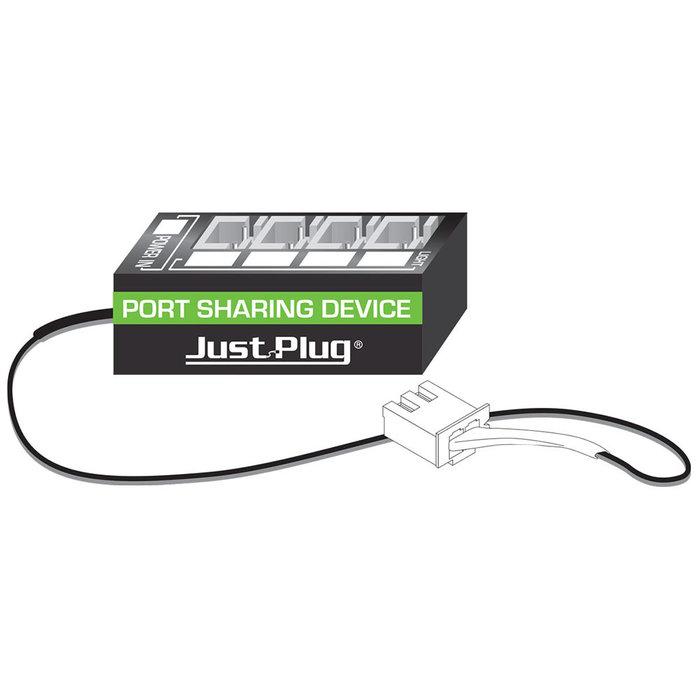 Just Plug Port Sharing Device