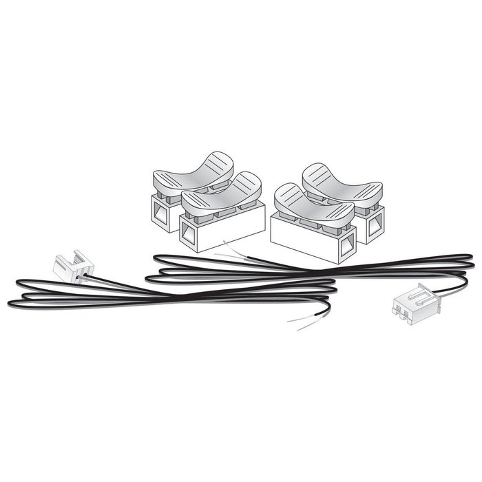 Just Plug Extension Cable Kit