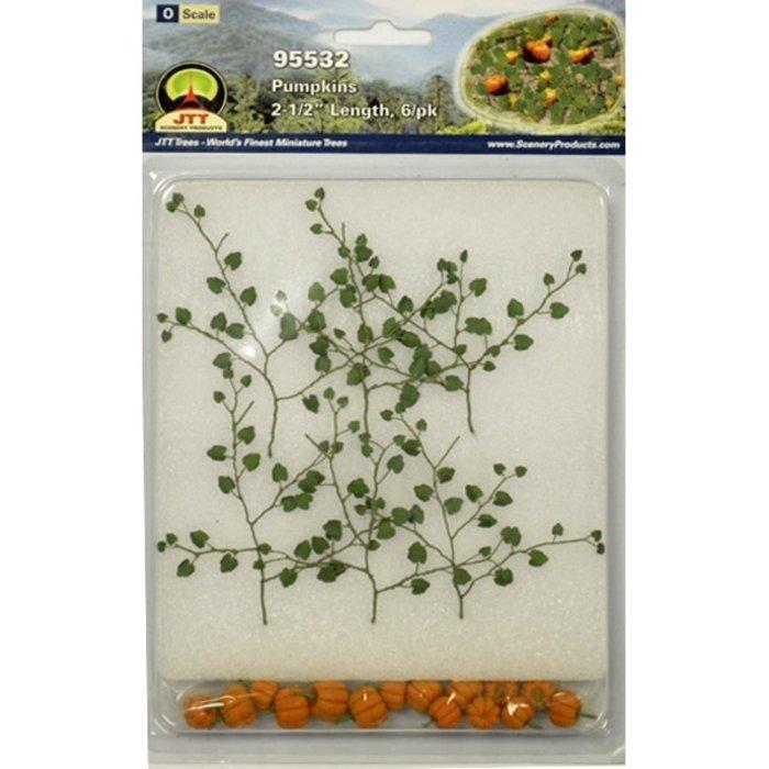 O Pumpkins 2-1/2''/6pk