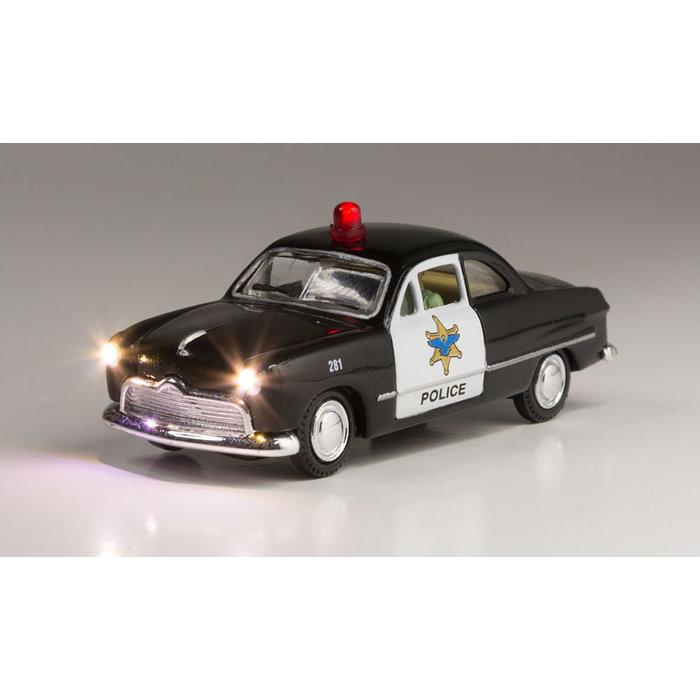 O Just Plug Police Car