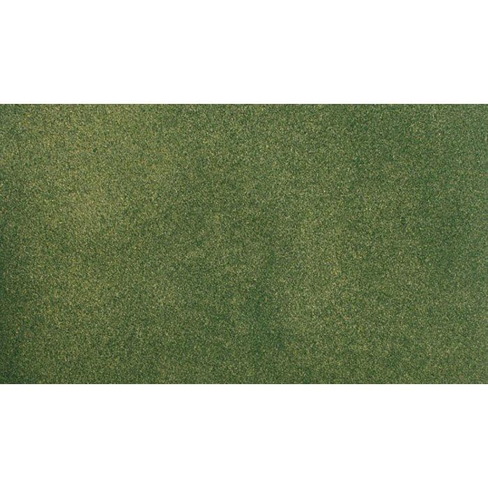 """14.25"""" x 12.5"""" Grass Sheet, Green"""