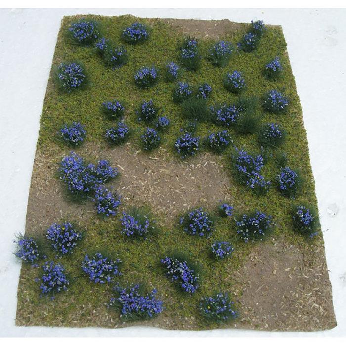 Flowering Meadow Purple 5'' X 7'' Sheet