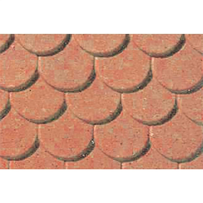 Pattern Sheets/Scalloped Edge Tile O (1:48)/2pk