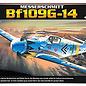 1/72 Messerschmitt BF109G Plastic Model Kit