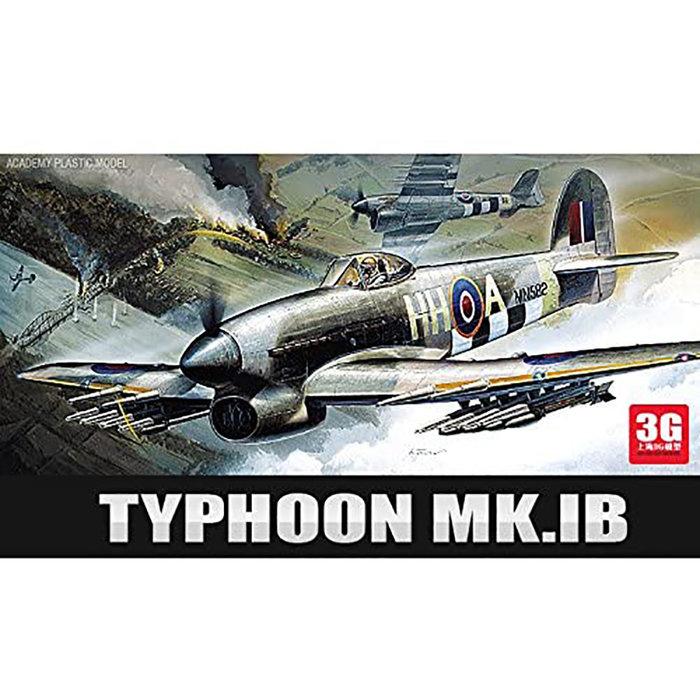 1/72 Hawker Typhoon 1B (was kit #1664)