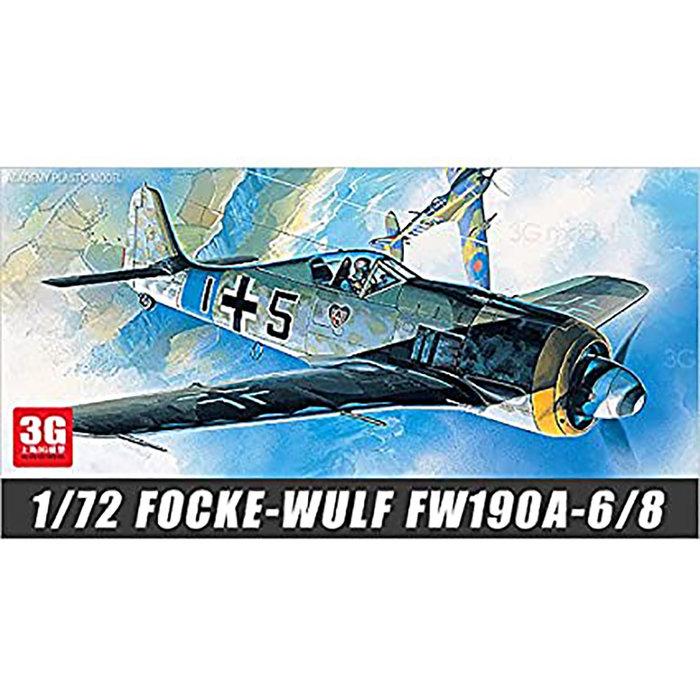 1/72 Focke-Wulf Fw 190A-6/8 Butcher (was kit #2120)