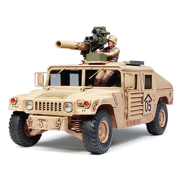 M1046 Humvee TOW Missle Carrier1/35