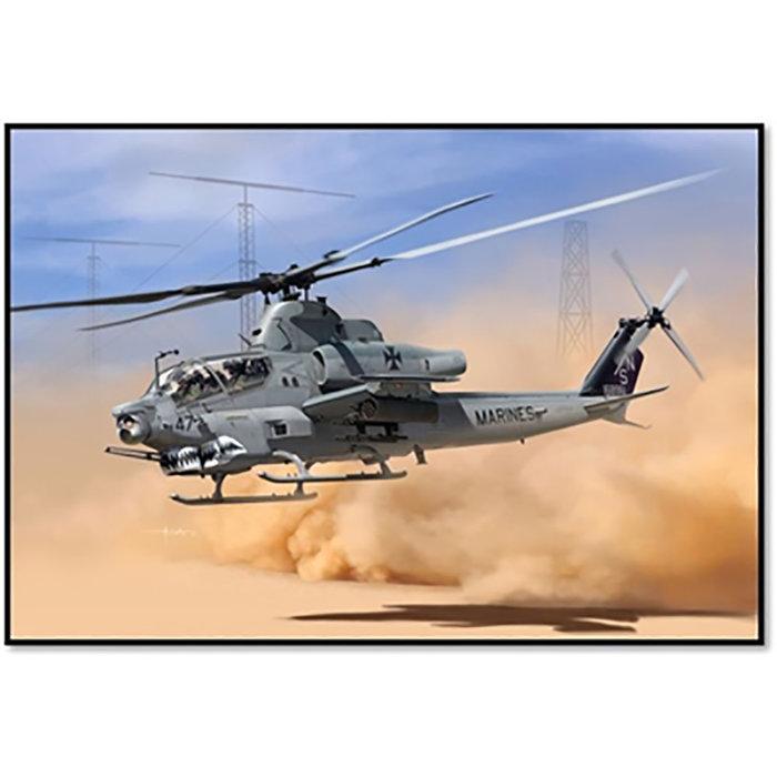 """1/35 AH-1Z """"Shark Mouth"""" USMC"""