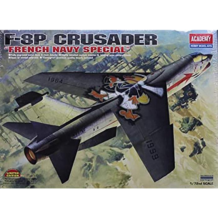 1:72 F-8P CRUSADER