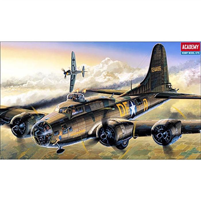 1:72 USA B-17F Memphis Belle