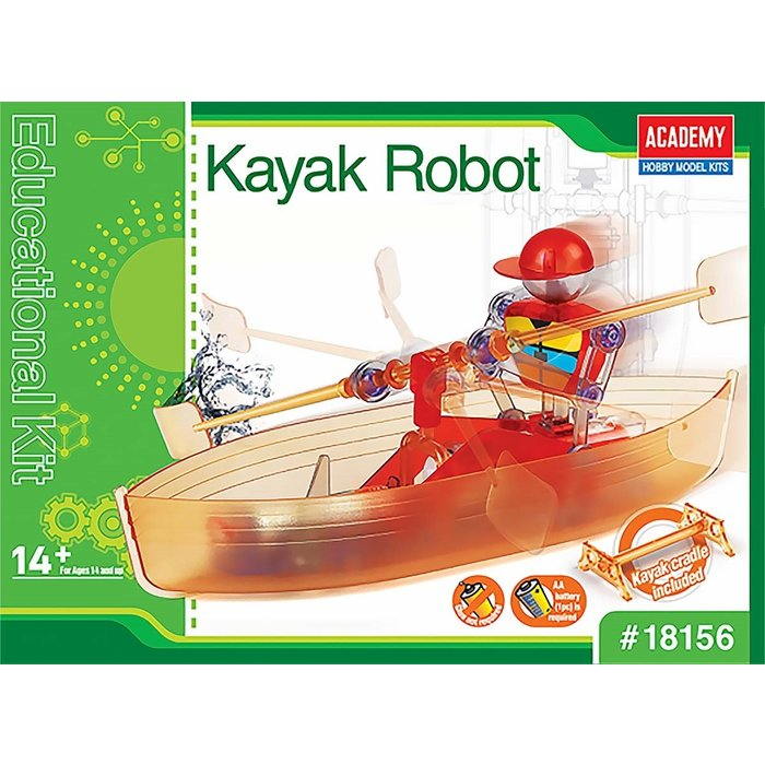 Kayak Robot