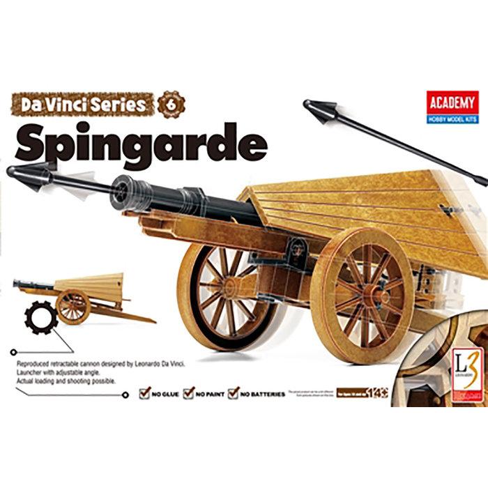 Da Vinci Springarde