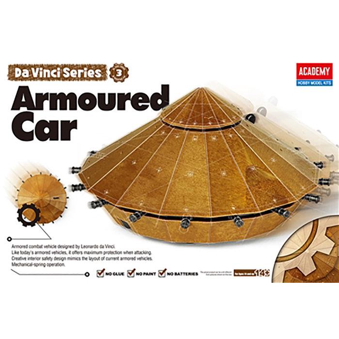 Da Vinci Armored Car