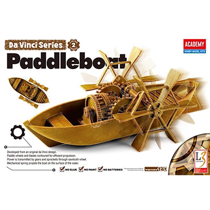 Da Vinci Paddleboat