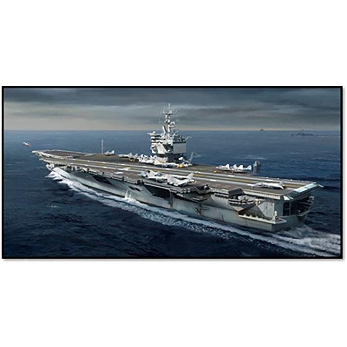 1/600 USS Enterprise CVN-65