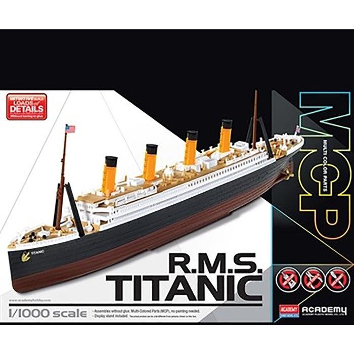1/1000 R.M.S. Titanic