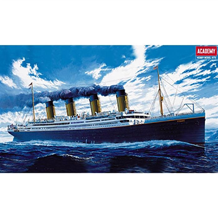 1/400 RMS Titanic