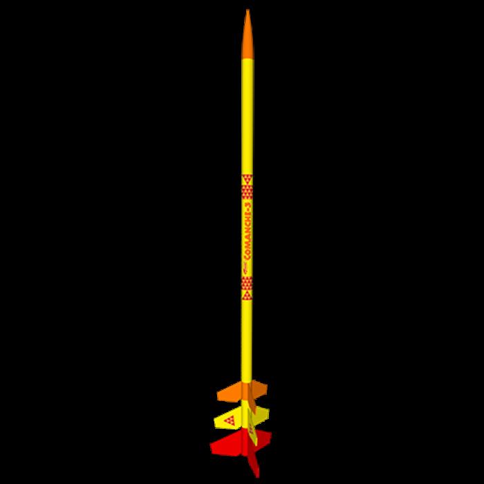 Comanche-3 Rocket  sk3