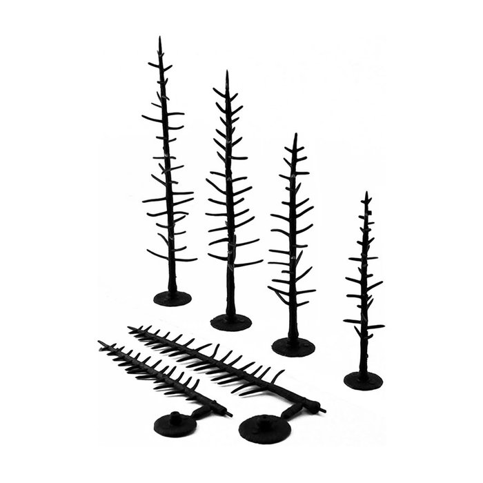 "Pine Tree Armatures, 2-1/2""-4"" (70)"
