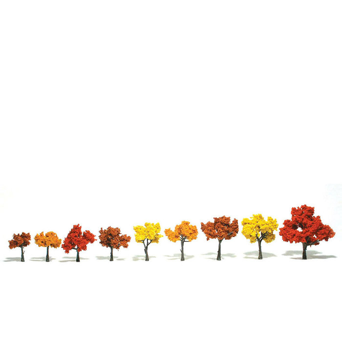 "Ready-Made Tree, Fall 1.25-3"" (9)"
