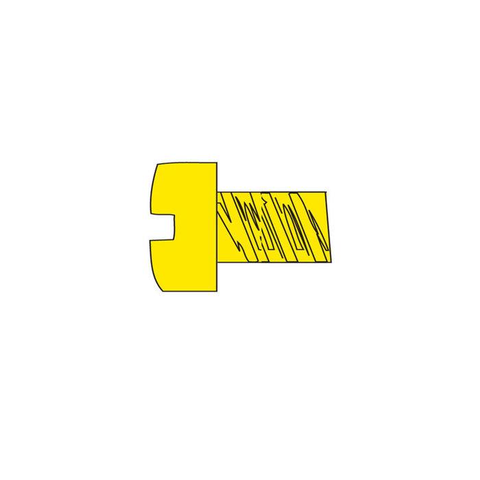 "2-56 1/4Fillister Head Screw/5pk"""