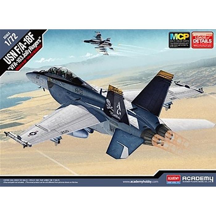 "1/72 F/A-18F USN VFA-103 ""Jolly Rogers"" MCP"