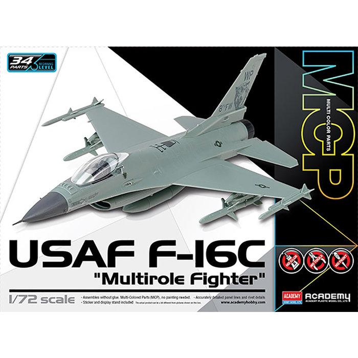 "1/72 F-16C USAF ""Multirole Fighter"" MCP"