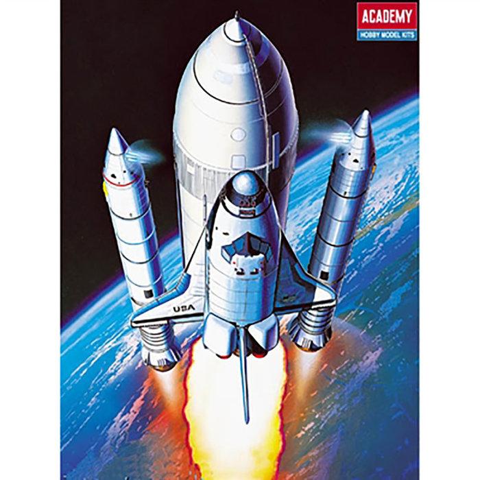 1:288 NASA Shuttle/Booster